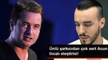 Ünlü Şarkıcı Cem Adrian'dan Acun Ilıcalı ve O Ses Türkiye Jürisine Sert Eleştiri!