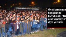 Eypio Konsere Geç Kalınca Hem Yuhalandı Hem de Islıklandı