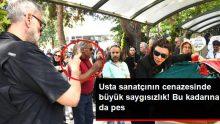Hamdi Alkan, Enis Fosforoğlu'nun tabutuna sarılan eşinin fotoğrafını çekti
