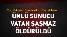 SON DAKİKA SON DAKİKA… VATAN ŞAŞMAZ…