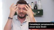 Yemekteyiz Sunucusu Onur Büyüktopçu'dan Cinsel Taciz İtirafı!