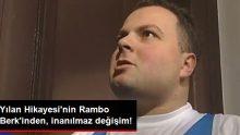 Rambo Berk Karakteriyle Tanınan Ferhat Yılmaz, 3 Ayda 50 Kilo Verdi