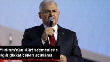 AK Parti İstanbul Adayı Yıldırım: Kürt vatandaşlarımızdan bu seçim daha fazla oy gelecek