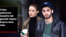 Yıldız Şarkıcı Zayn Malik'in, Masajcıyla Geçirdiği Tek Gecelik İlişkisi Başına İş Açtı