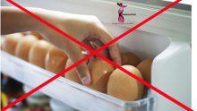Siz de mi Yumurtayı Buzdolabı Yumurtalık Rafında Muhafaza Ediyorsunuz?