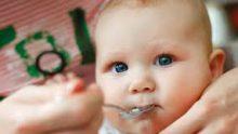 Bebekte 0-2 Yaş Beslenme Problemleri